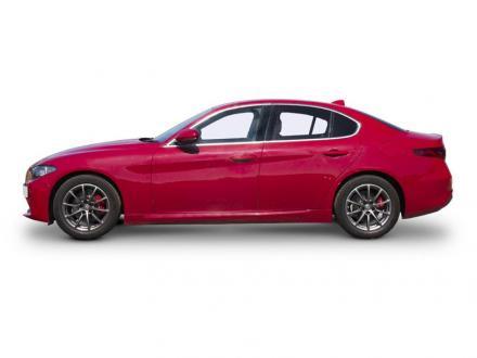 Alfa Romeo Giulia Saloon 2.9 V6 BiTurbo Quadrifoglio 4dr Auto [ACC]