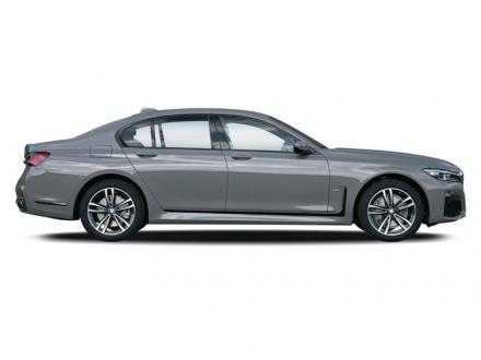 BMW 7 Series Diesel Saloon 730Ld MHT M Sport 4dr Auto