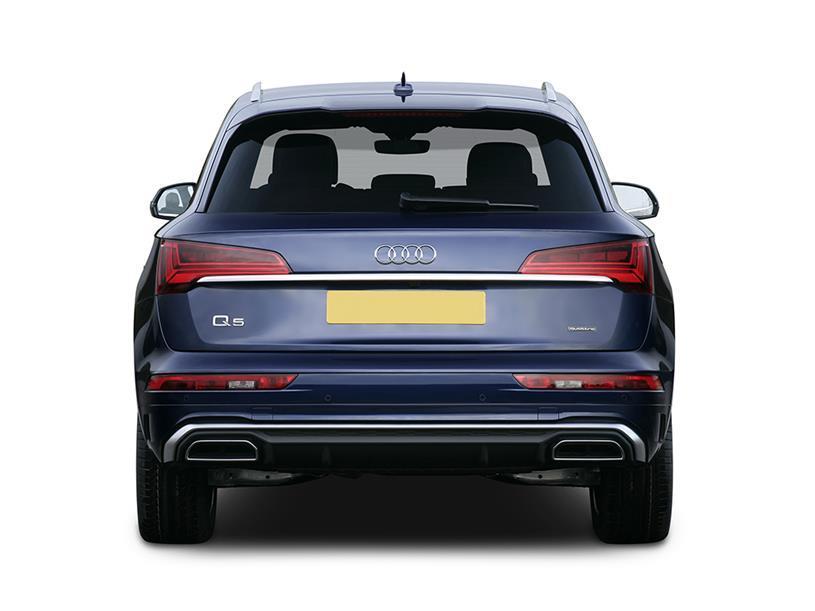 Audi Q5 Estate 45 TFSI Quattro S Line 5dr S Tronic [C+S]