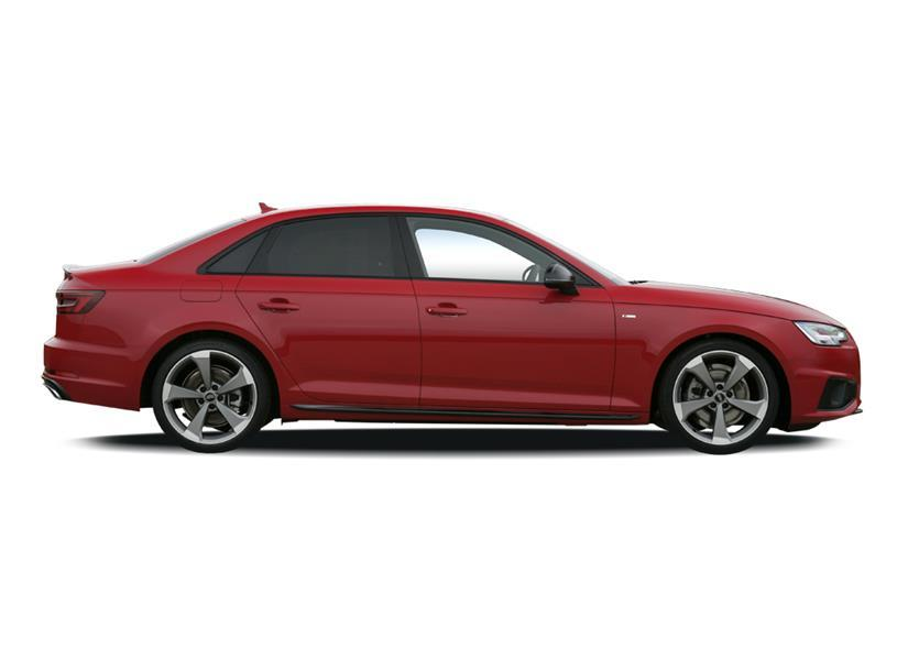 Audi A4 Diesel Saloon 40 TDI 204 Quattro S Line 4dr S Tronic [C+S]
