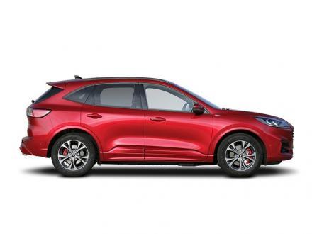 Ford Kuga Diesel Estate 2.0 EcoBlue 190 Titanium Edition 5dr Auto AWD