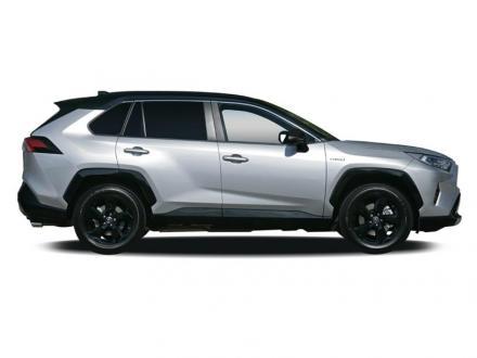 Toyota Rav4 Estate Special Editions 2.5 VVT-i Hybrid Black Edition 5dr CVT