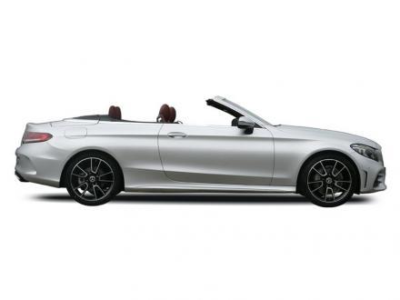 Mercedes-Benz C Class Cabriolet C200 AMG Line Edition Premium 2dr 9G-Tronic