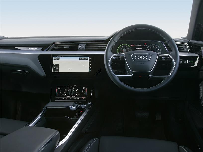 Audi E-tron Sportback 230kW 50 Quattro 71kWh S Line 5dr Auto [C+S]