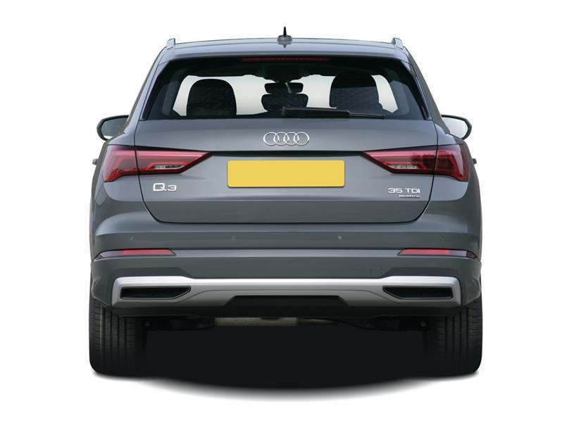 Audi Q3 Estate 35 TFSI Black Edition 5dr [Comfort+Sound Pack]