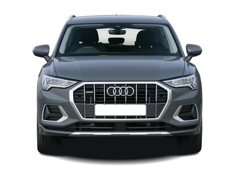 Audi Q3 Estate 40 TFSI Quattro Black Edition 5dr S Tronic [C+S]
