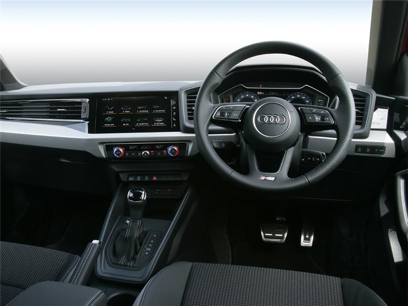 Audi A1 Sportback 35 TFSI Black Edition 5dr S Tronic [Tech Pack]