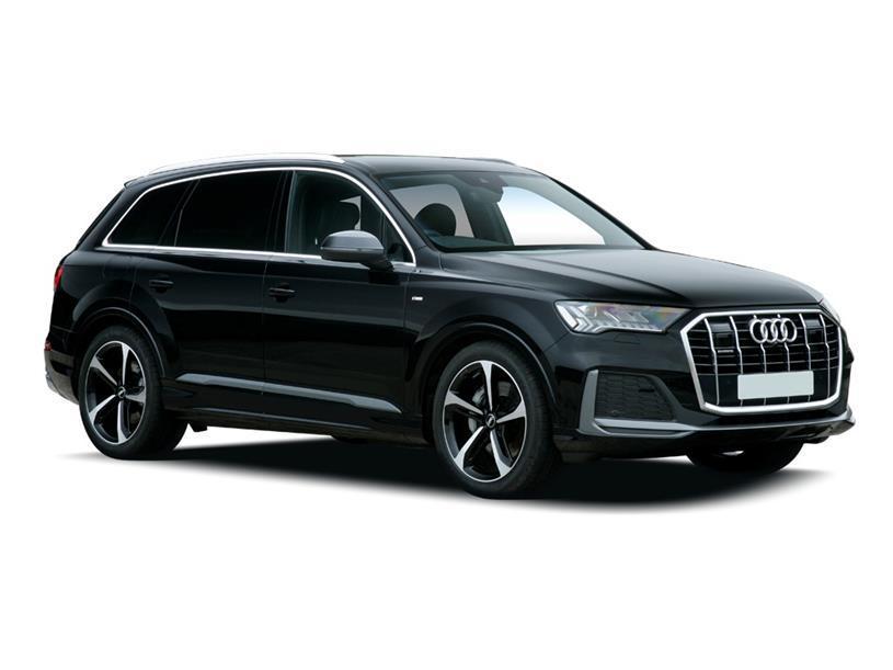 Audi Q7 Estate 60 TFSI e Quattro Competition 5dr Tiptronic [C+S]
