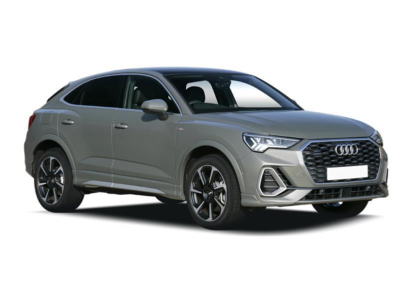 Audi Q3 Sportback 35 TFSI Black Edition 5dr [Comfort+Sound Pack]