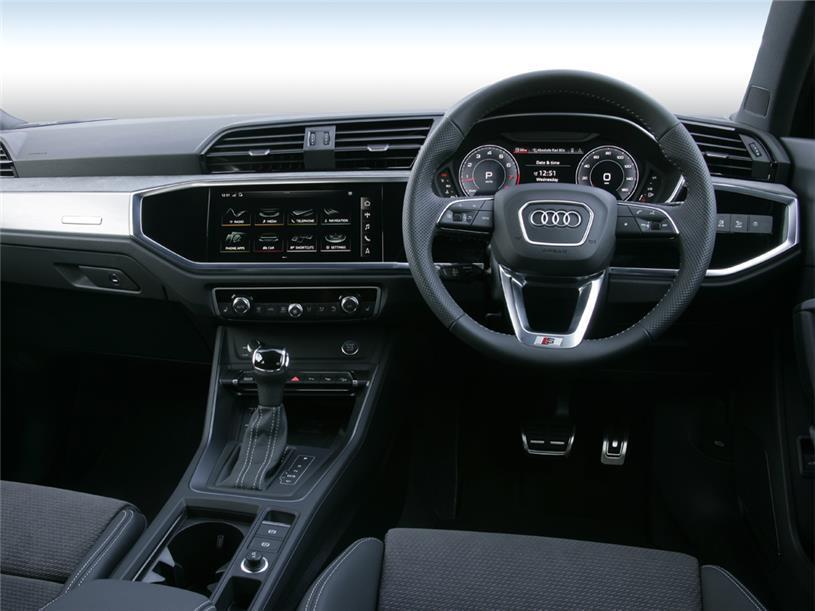 Audi Q3 Diesel Sportback 35 TDI Quattro Black Edition 5dr S Tronic