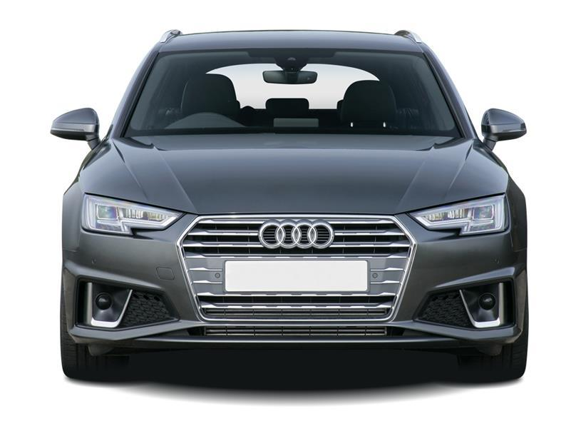 Audi A4 Avant 35 TFSI Sport Edition 5dr [Comfort+Sound]
