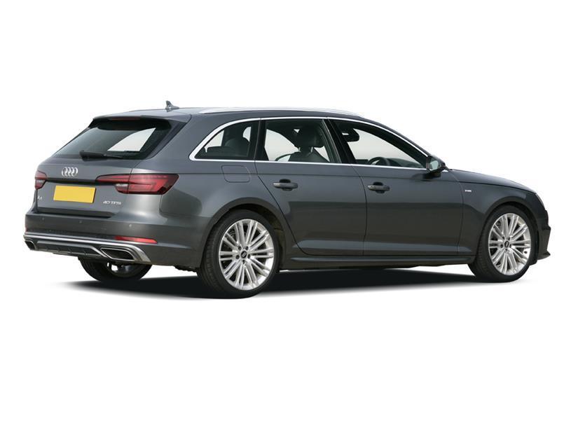 Audi A4 Diesel Avant 30 TDI Sport Edition 5dr S Tronic [Comfort+Sound]