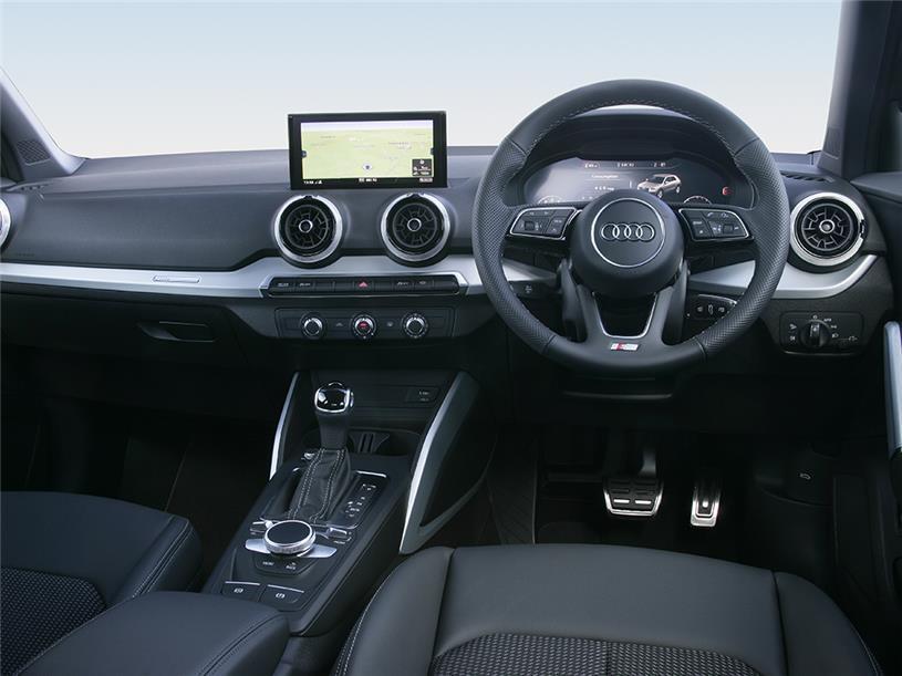 Audi Q2 Estate 30 TFSI Technik 5dr