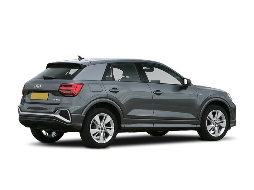 Audi Q2 Estate 30 TFSI Black Edition 5dr