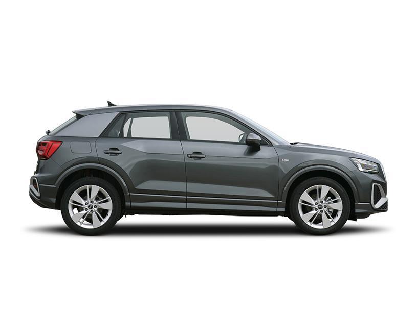 Audi Q2 Estate 35 TFSI Black Edition 5dr S Tronic [C+S]