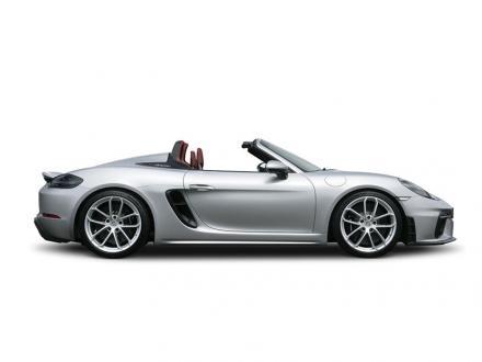 Porsche 718 Spyder 4.0 2dr PDK