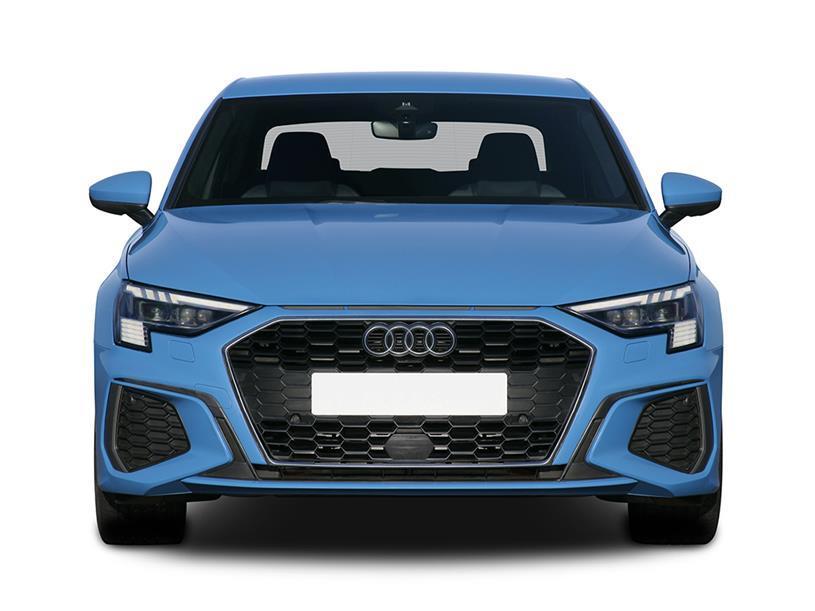 Audi A3 Saloon 30 TFSI S line 4dr S Tronic [Comfort+Sound]