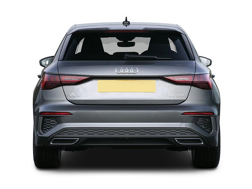 Audi A3 Sportback 40 TFSI e S line 5dr S Tronic[C+S] [17 inch Alloy]