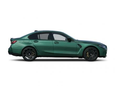 BMW M3 Saloon M3 Competition 4dr Step Auto [Ultimate Pack]