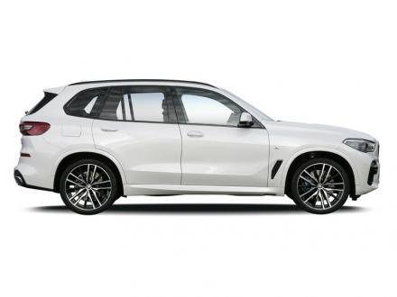 BMW X5 Estate xDrive40i MHT M Sport 5dr Auto [7 Seat]