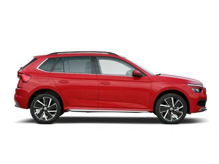 Skoda Kamiq Hatchback 1.0 TSI 110 SE 5dr