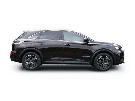Ds Ds 7 Crossback Hatchback 1.6 PureTech Performance Line + 5dr EAT8