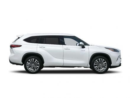 Toyota Highlander Estate 2.5 VVT-i Hybrid Excel 5dr CVT