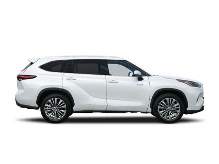 Toyota Highlander Estate 2.5 VVT-i Hybrid Excel Premium 5dr CVT