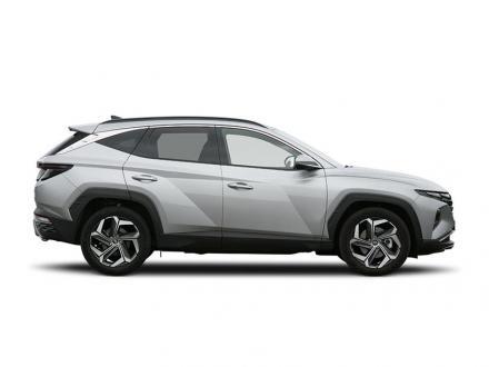 Hyundai Tucson Estate 1.6 TGDi 48V MHD SE Connect 5dr 2WD DCT
