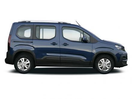 Peugeot Rifter Diesel Estate 1.5 BlueHDi 100 Allure Premium [7 Seats] 5dr