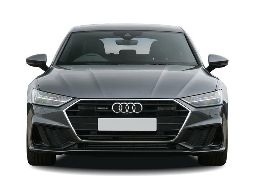 Audi A7 Diesel Sportback S7 TDI 344 Quattro 5dr Tip Auto [Comfort+Sound]