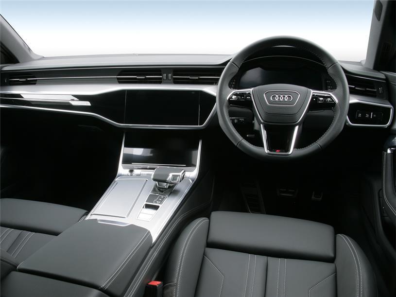 Audi A7 Diesel Sportback S7 TDI 344 Quattro Black Edition 5dr Tip Auto