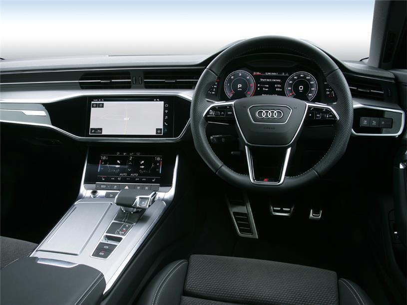 Audi A6 Diesel Avant S6 TDI 344 Quattro Vorsprung 5dr Tip Auto