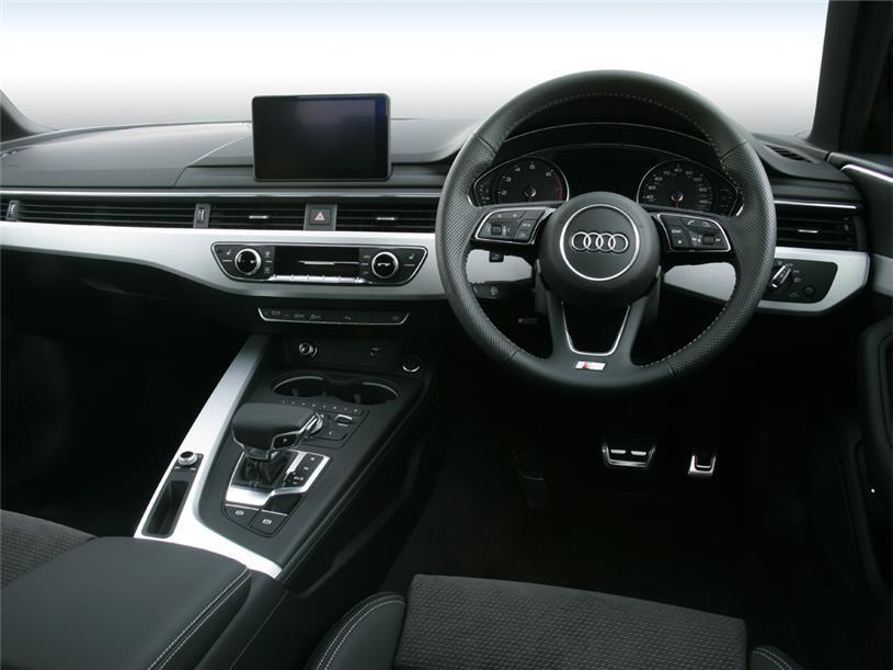 Audi A4 Diesel Avant S4 TDI 341 Quattro Vorsprung 5dr Tiptronic
