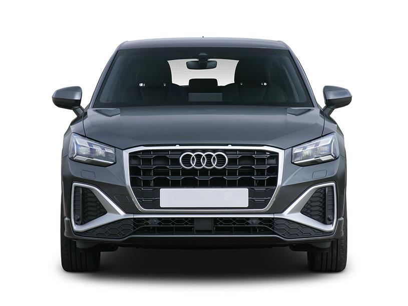 Audi Q2 Estate 40 TFSI Quattro S Line 5dr S Tronic [C+S]