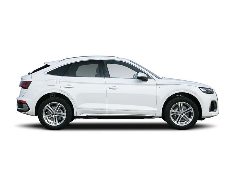 Audi Q5 Diesel Sportback 40 TDI Quattro S Line 5dr S Tronic [C+S]