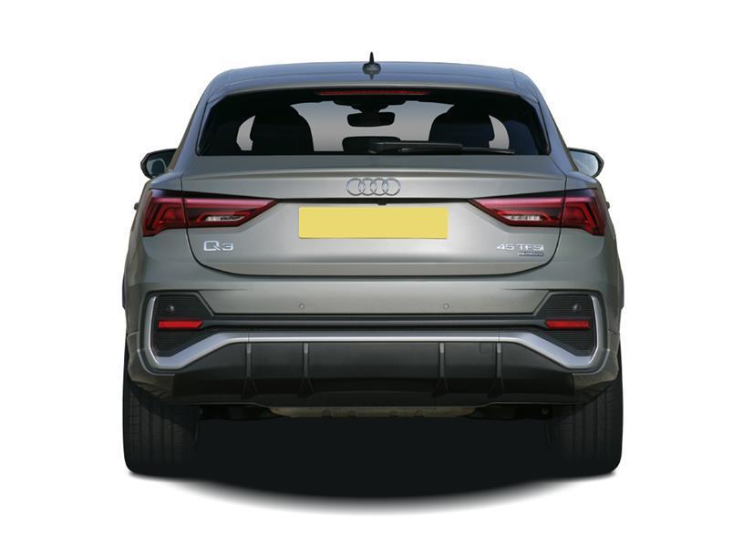 Audi Q3 Diesel Sportback 35 TDI S Line 5dr [Comfort+Sound Pack]