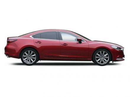 Mazda Mazda6 Saloon Special Edition 2.0 Skyactiv G Kuro Edition 4dr