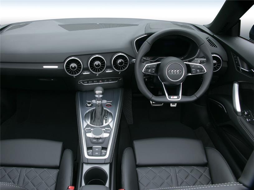 Audi Tt Roadster 50 TFSI 320 Quattro TTS Black Ed 2dr S Tronic[C+S]