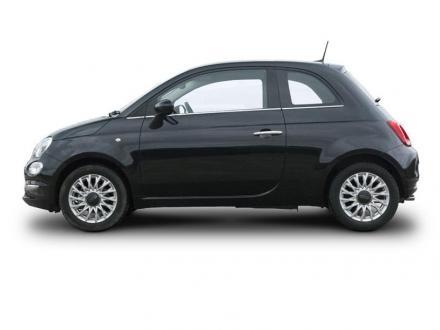 Fiat 500 Hatchback 1.0 Mild Hybrid Dolcevita [Part Leather] 3dr