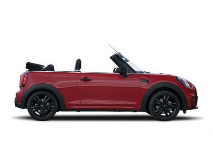 MINI Convertible 2.0 Cooper S Sport 2dr Auto [Comfort/Nav Pack]