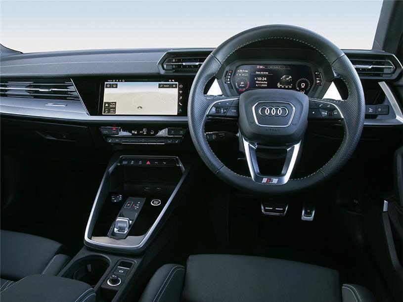Audi A3 Diesel Saloon 40 TDI Quattro Sport 4dr S Tronic
