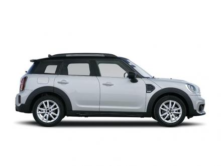 MINI Countryman Hatchback Special Editions 2.0 Cooper S Shadow Edition 5dr Auto