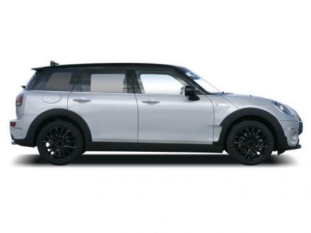 MINI Clubman Estate Special Editions 2.0 Cooper S Shadow Edition 6dr [Comfort Pack]