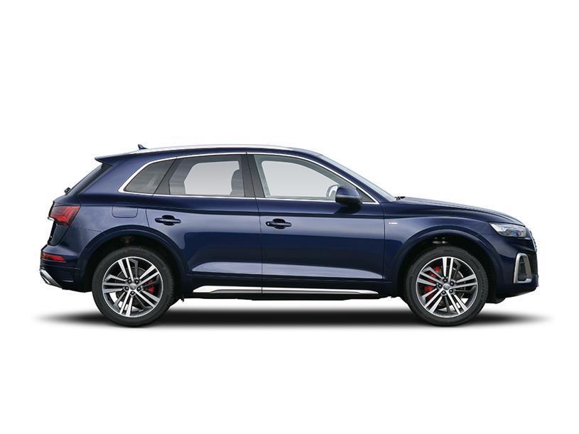 Audi Q5 Estate 50 TFSI e Quattro S Line 5dr S Tronic