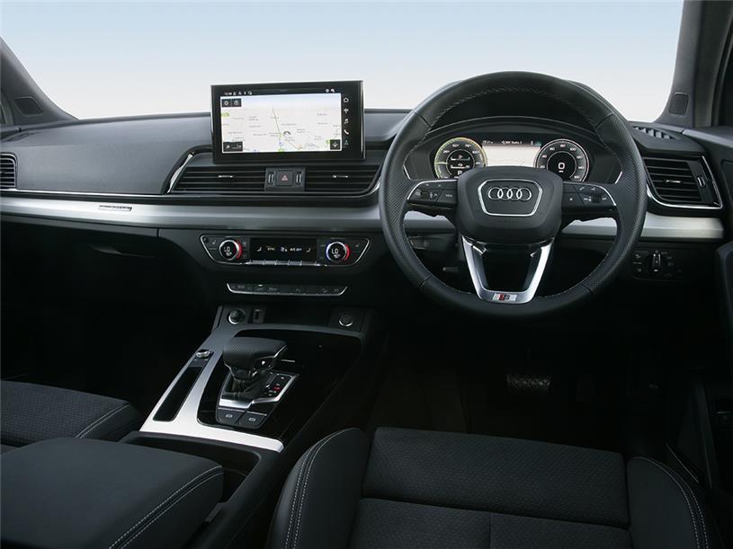 Audi Q5 Sportback 55 TFSI e Quattro Competition 5dr S Tronic [C+S]