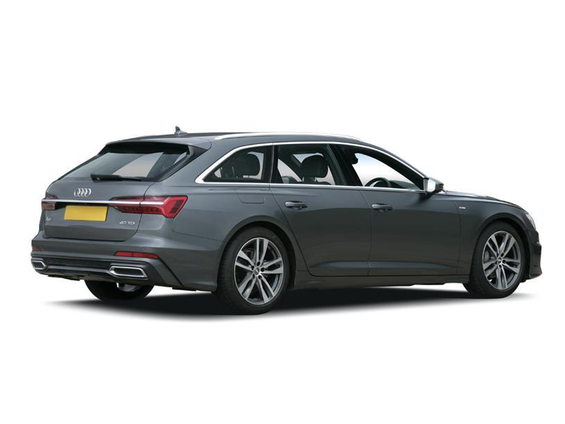 Audi A6 Avant 50 TFSI e 17.9kWh Qtro S Line 5dr S Tronic
