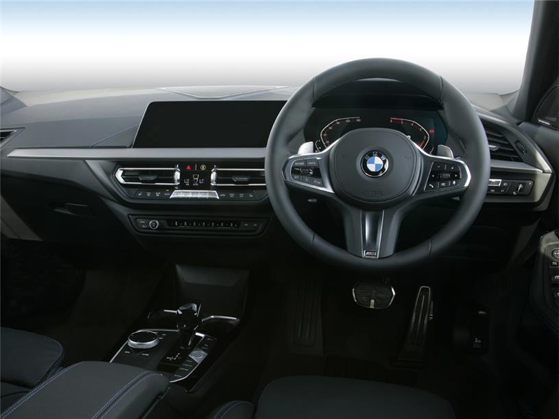 BMW 1 Series Hatchback 118i [136] M Sport 5dr [Live Cockpit Pro/Pro pk]