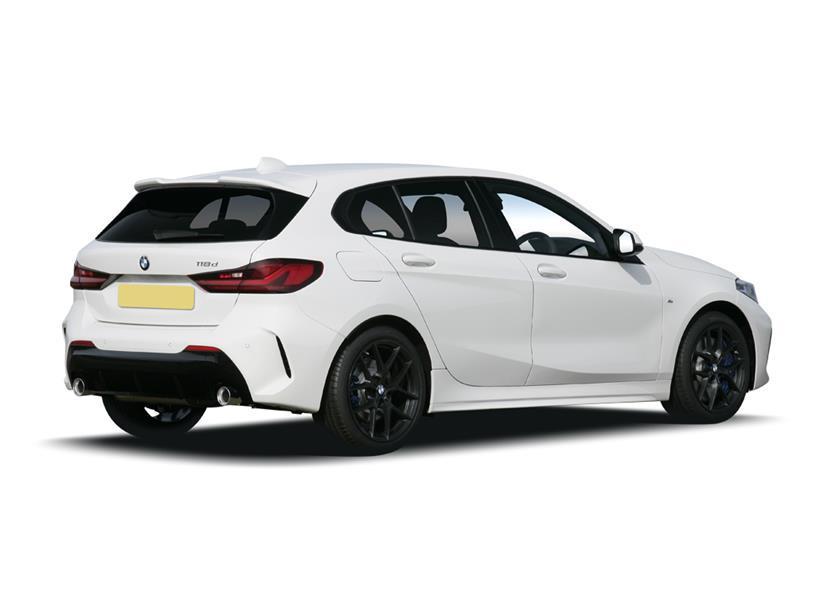 BMW 1 Series Diesel Hatchback 116d M Sport 5dr [Live Cockpit Pro/Pro pk]