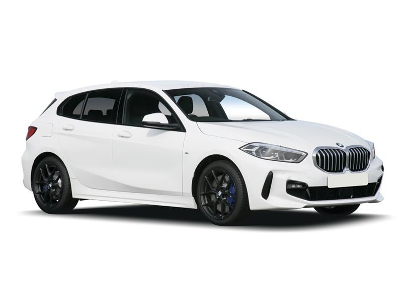 BMW 1 Series Diesel Hatchback 116d M Sport 5dr Step Auto [Live Cockpit Pro]